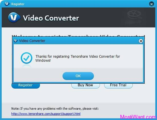 Tenorshare Video Converter Full Version