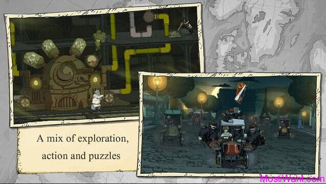 Valiant Hearts: The Great War iOS Game