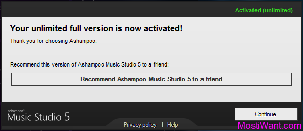 Ashampoo Music Studio 5 Full Version