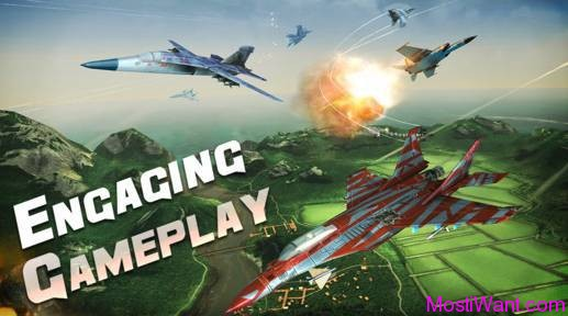 Sky Gamblers: Cold War iOS Game
