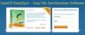 EaseUS EverySync Free Giveaway
