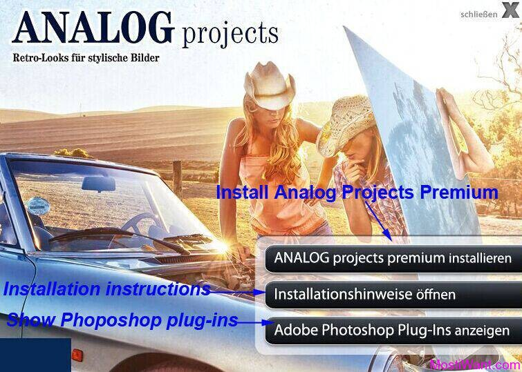 Analog Projects Premium Installation 3