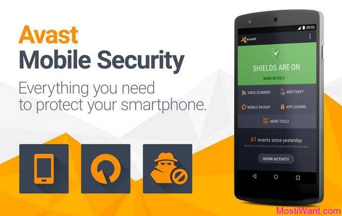 find my mobile avast