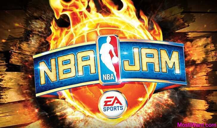 NBA JAM iOS Game