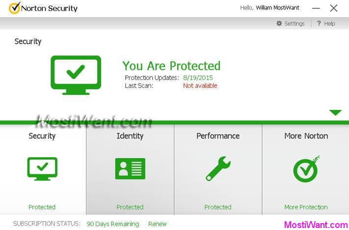 Norton Security 2015 (with Backup)