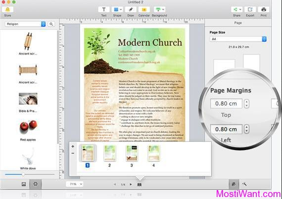 PearlMountain Publisher Plus for Mac