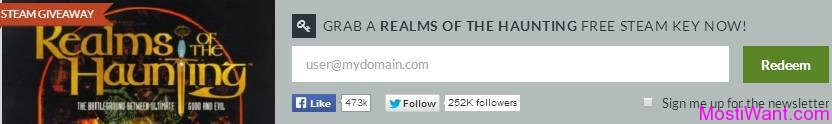 Realms Of The Haunting Steam Key Giveaway