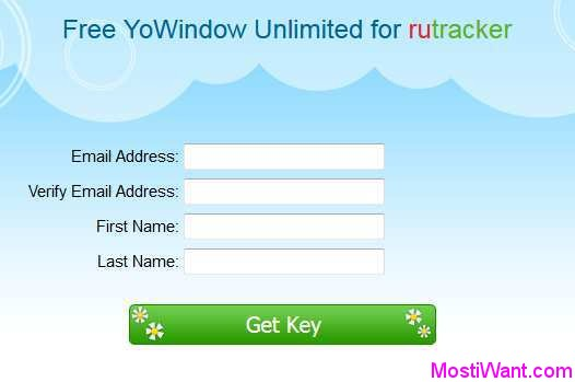 YoWindow Unlimited Edition Free Giveaway