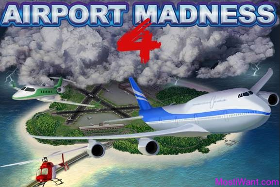 Airport Madness 4 Full Version Game Free Download (Windows & Mac
