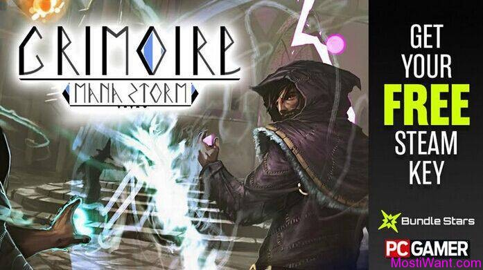 Grimoire Manastorm PC Game Giveaway