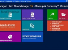 Paragon Hard Disk Manager 15 – Backup & Recovery Compact Free Download