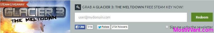 Glacier 3: The Meltdown Free Steam Key Download