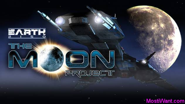 Earth 2150 The Moon Project Game