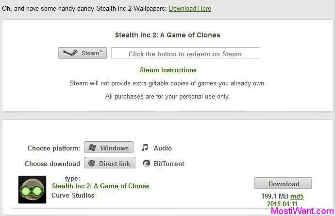 Stealth Inc 2 Full Version Game For Free