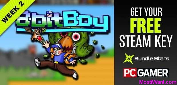 8BitBoy Free Steam Key Giveaway