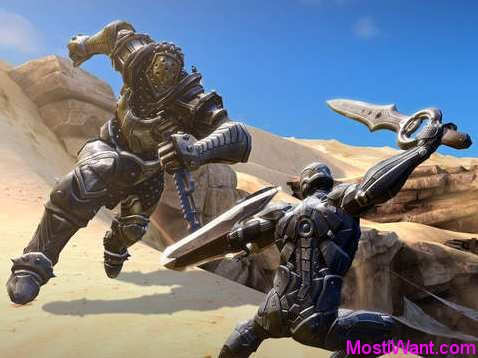 Free Download Infinity Blade III iOS Game - Most i Want