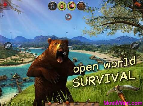 Radiation Island iOS Game
