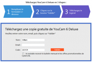CyberLink YouCam 6 Deluxe Free Giveaway