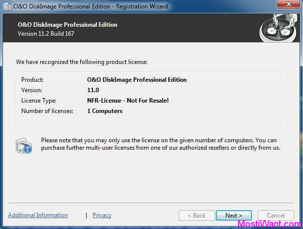 O&O DiskImage Professional Edition 11 Full Version