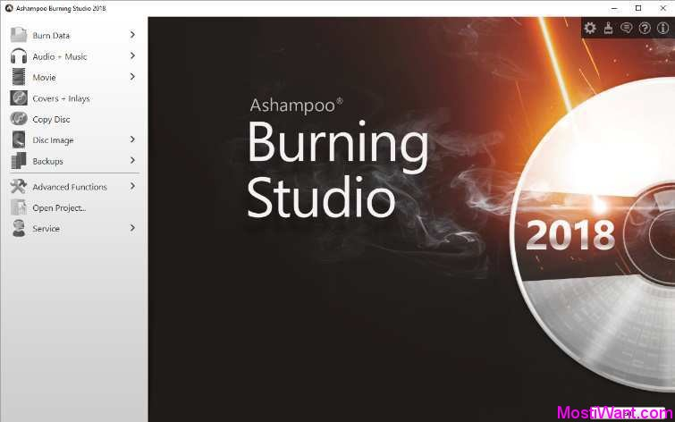 Ashampoo Burning Studio 2018
