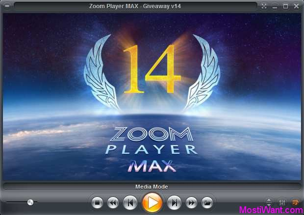 Zoom Player Max 14