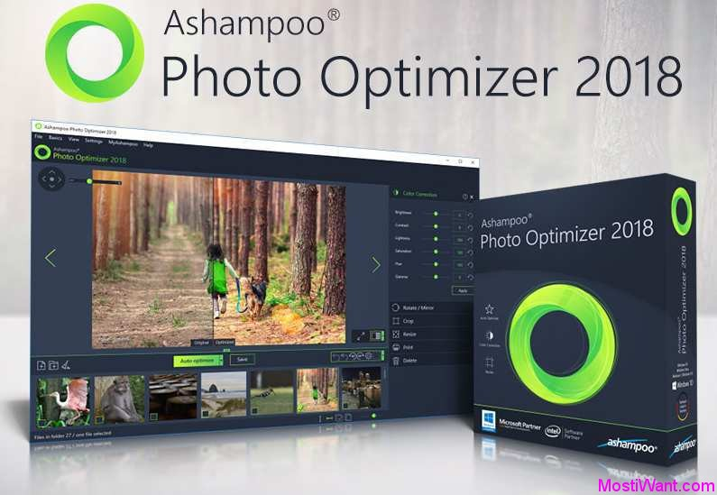 Ashampoo Photo Optimizer 2018