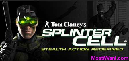 Clancy's Splinter Cell PC Game