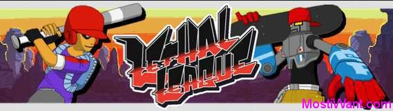 Lethal League Free Steam Key Giveaway
