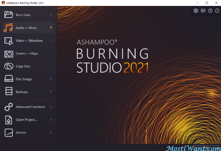 Ashampoo Burning Studio 2021