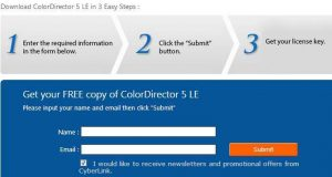ColorDirector 5 LE Free Giveaway