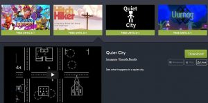 4 Games Free Download @ Humble Trove