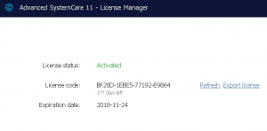 Advanced SystemCare Pro 11.4 Free