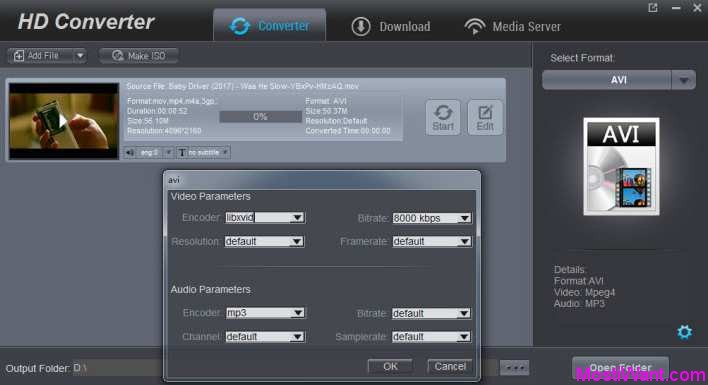 audio and video converter free download full version