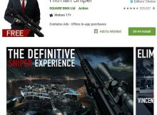 Hitman Sniper Game Free for Android