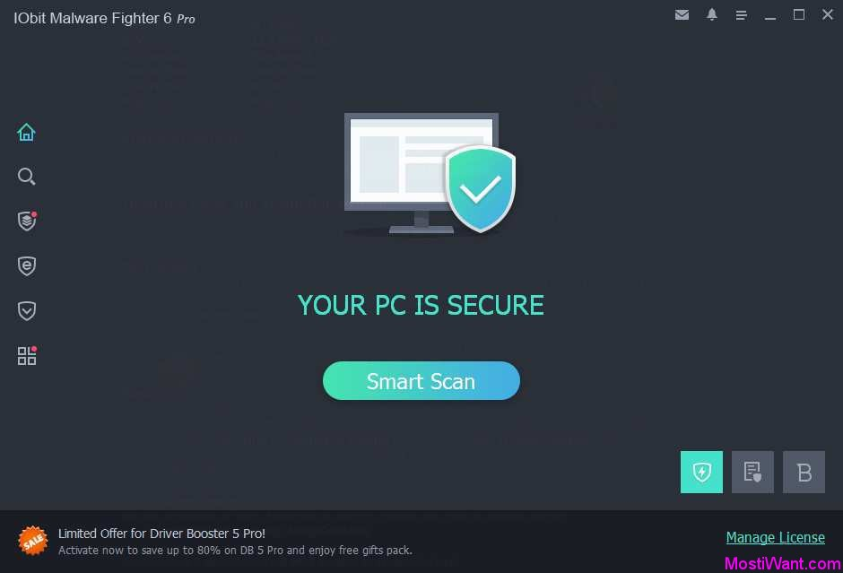IObit Malware Fighter Pro 6.0