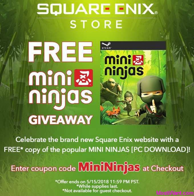 MINI NINJAS PC Game Free Download