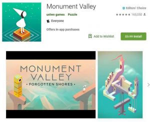 Monument Valley Free Full Download