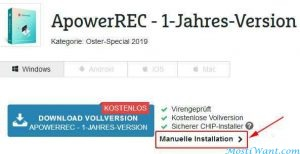 ApowerREC 1 Year Full Version Download