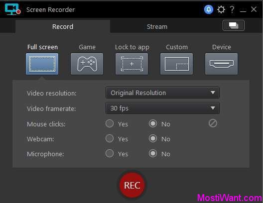 CyberLink Screen Recorder