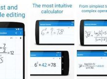 MyScript Calculator App
