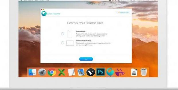 Omni Recover 2 iPhone Data Recovery App