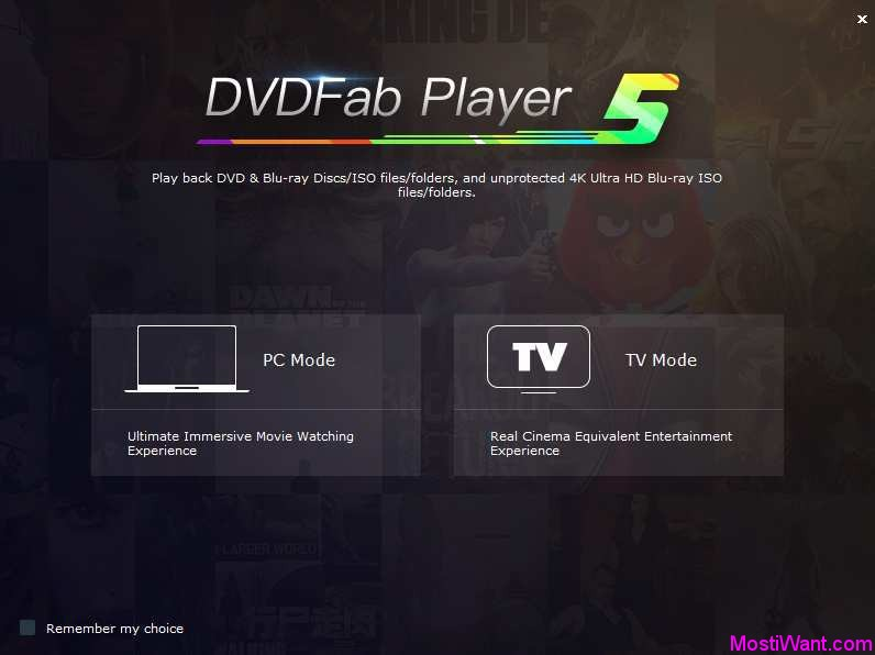 DVDFab Player 5 Ultra