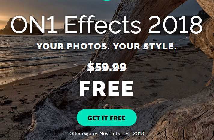 ON1 Effects 2018 Free Full Version