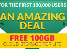 Zoolz 100GB Cloud Storage Free Lifetime