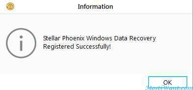 Stellar Phoenix Windows Data Recovery For Free