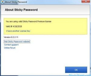 Sticky Password Premium v8.2.2.11 Full Version