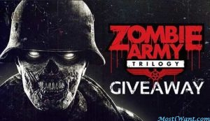 Zombie Army Trilogy Game Giveaway